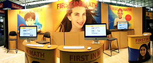 FIM NCTM Booth