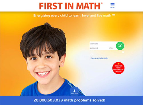 More Than 20 Billion Math Problems Solved On First In Math