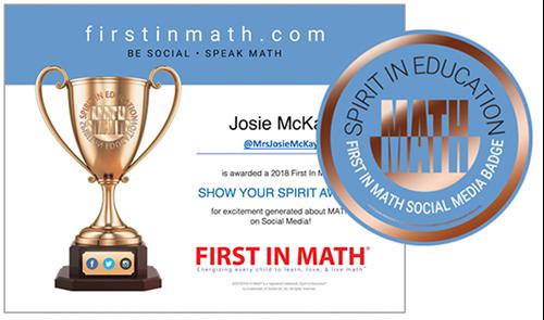 FIM News - First in Math