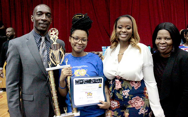 East Orange 24 Game Tournament Creates Buzz for Math - First in Math